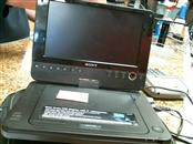 SONY Portable DVD Player DVP-FX820